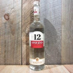 OUZO #12 750ML