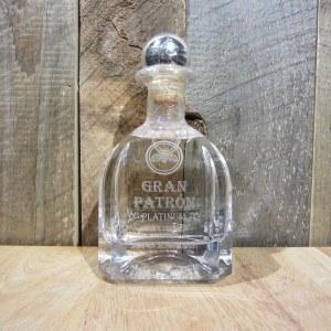 PATRON PLATINUM 375ML (HALF SIZE BTL)