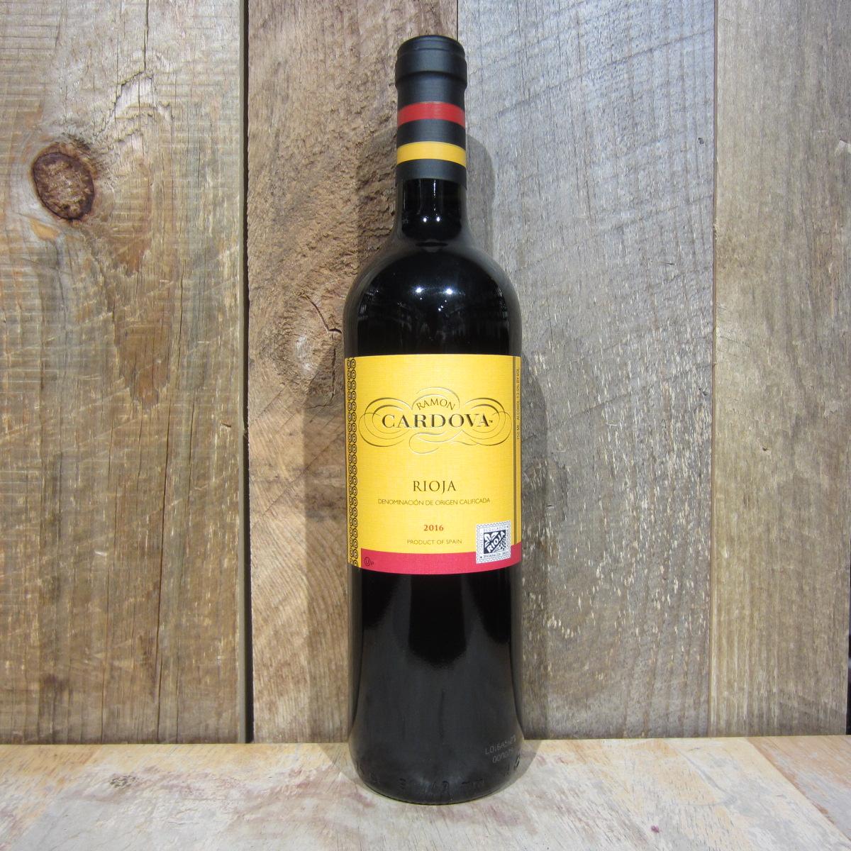 Ramon Cardova Rioja 2018 750ml
