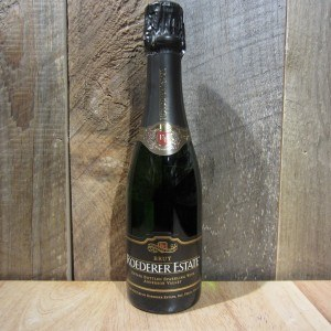 ROEDERER ESTATE 375ML (HALF SIZE BTL)