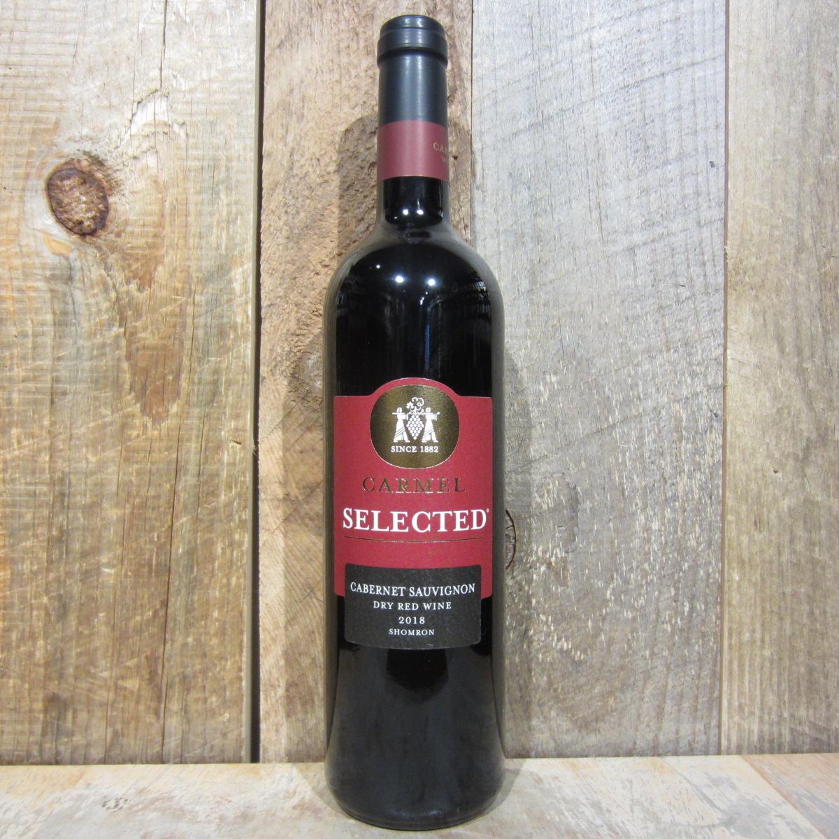 Selected Cabernet Sauvignon Carmel 750ml