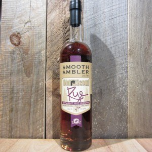 SMOOTH AMBLER OLD SCOUT RYE WHISKEY 750ML