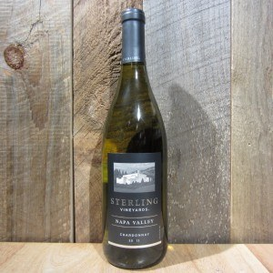 STERLING NAPA VALLEY CHARDONNAY 750ML
