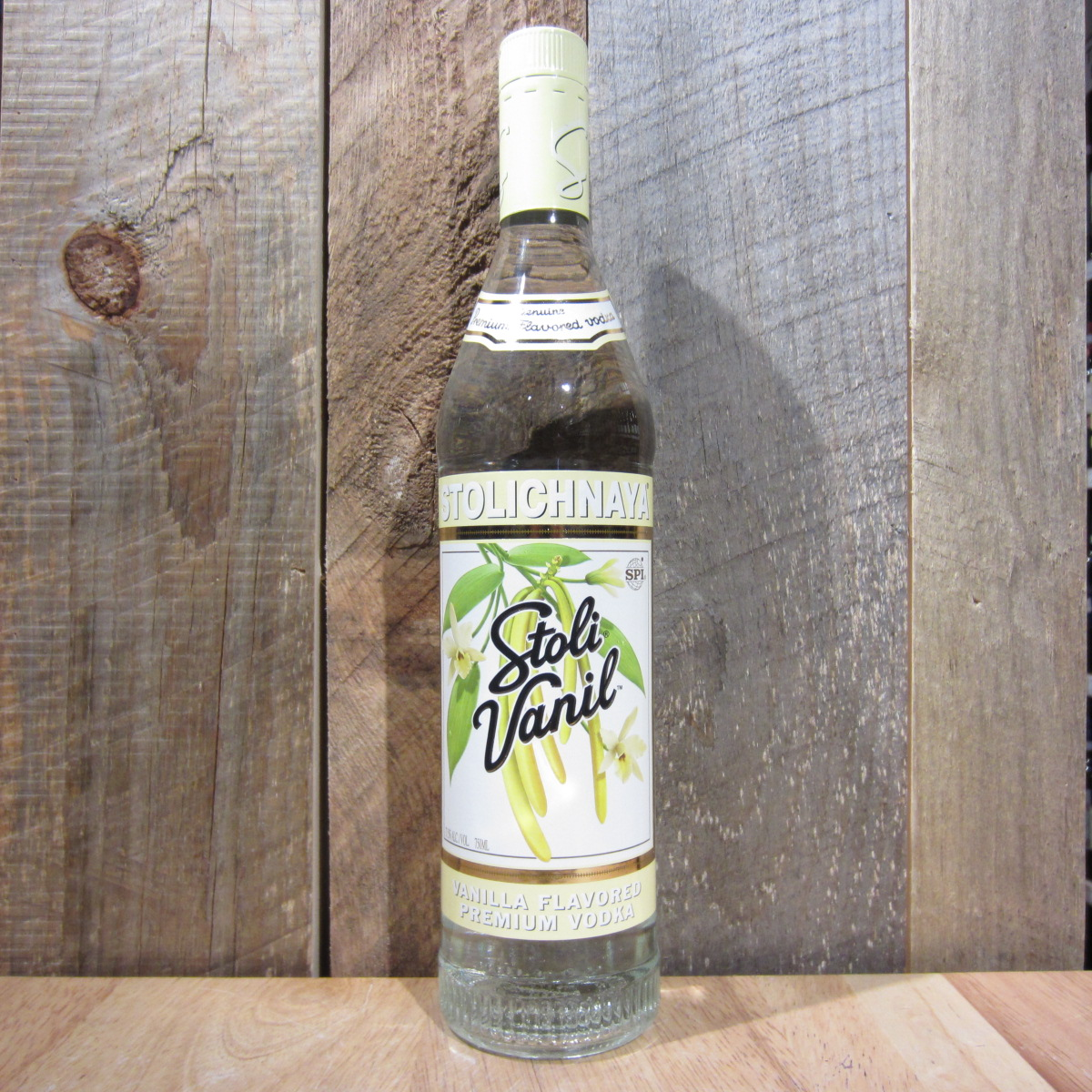 Stolichnaya Vanil Vanilla Vodka, Russia - Wine-Searcher