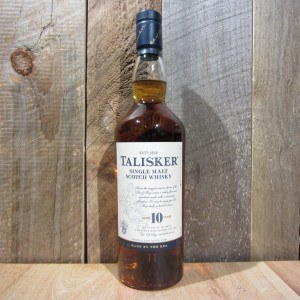 TALISKER 10 YEAR 750ML