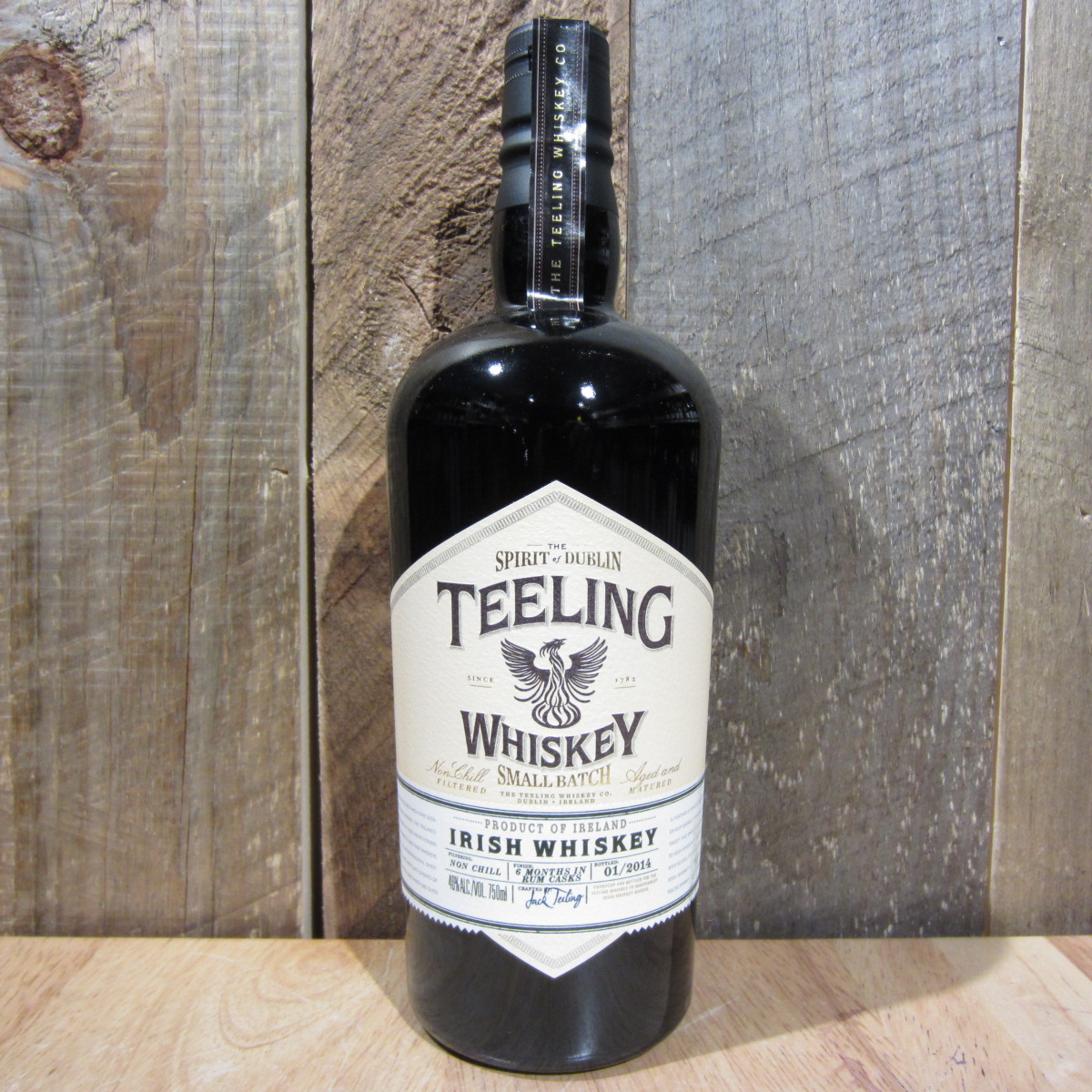Teeling Irish Whiskey Small Batch 750ml