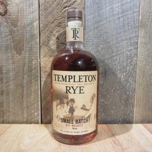 TEMPLETON RYE 4YR 750ML