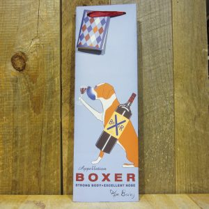 THE BOXER WINE GIFT BAG