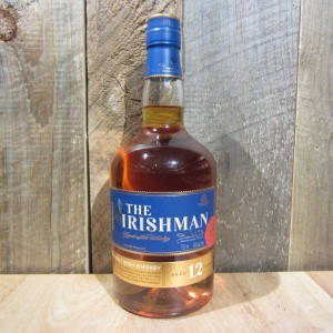 IRISHMAN SINGLE MALT 12YR 750ML