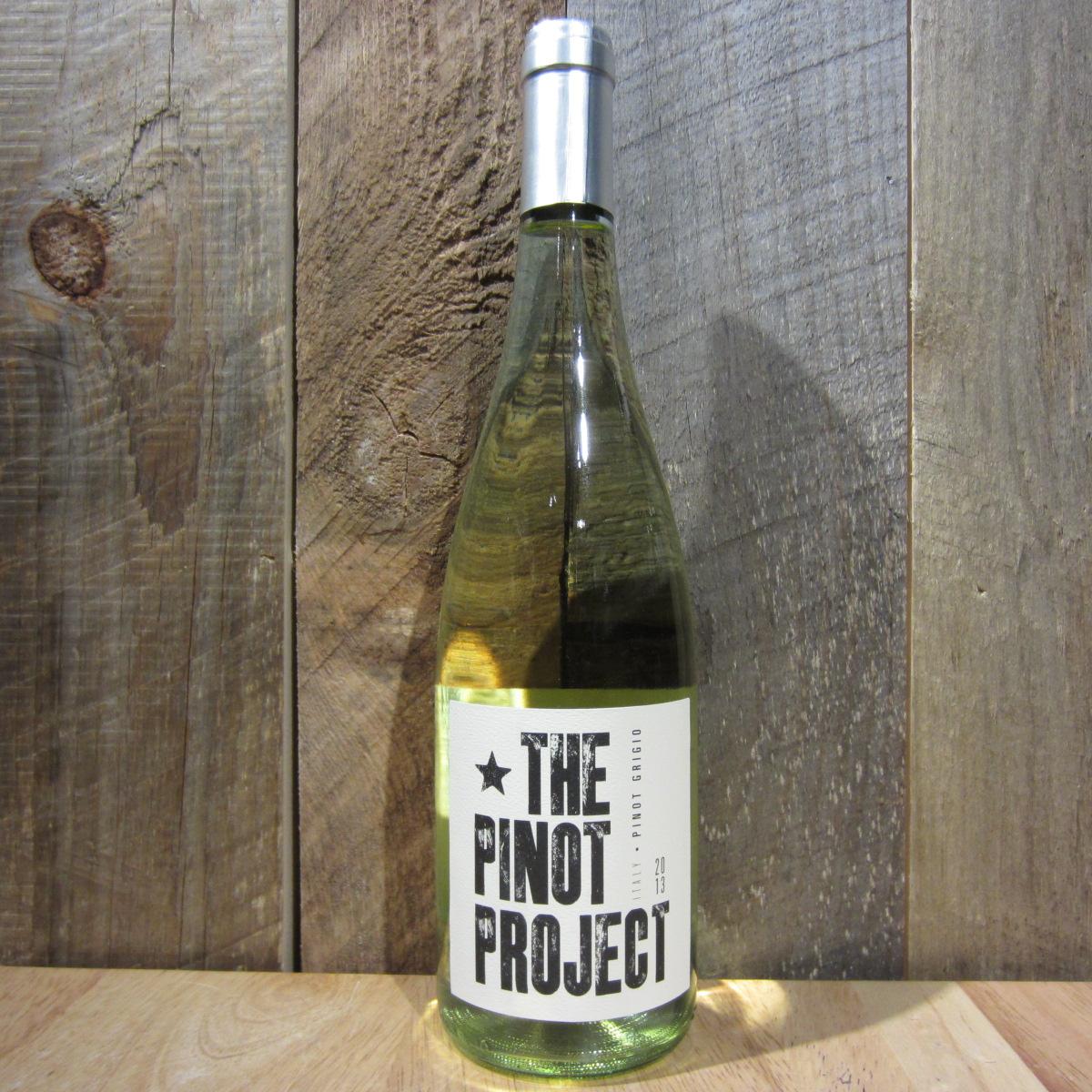 Pinot Project Pinot Grigio 750ml