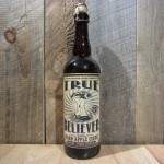 TRUE BELIEVER APPLE CIDER 750ML