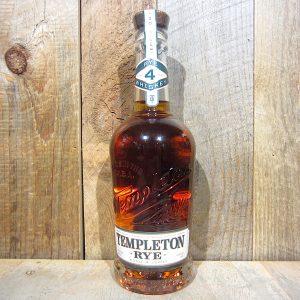 Templeton Rye 4 Year 750ml