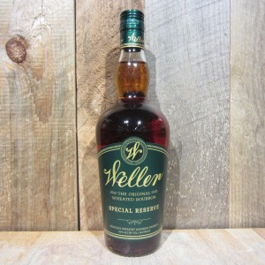 WELLER BOURBON SPECIAL RESERVE 750ML