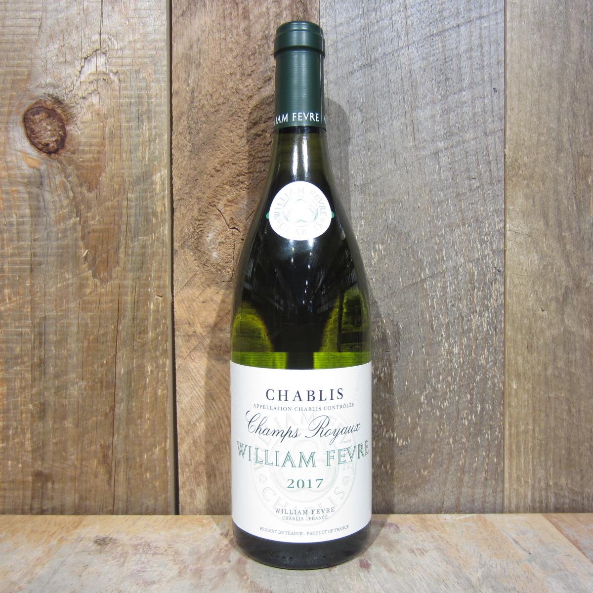 William Fevre Chablis Champs Royaux 2018 750ml