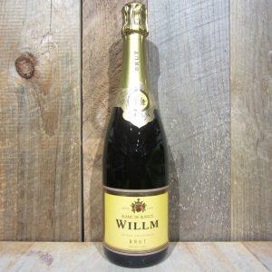 WILLM BLANC DE BLANCS  750ML