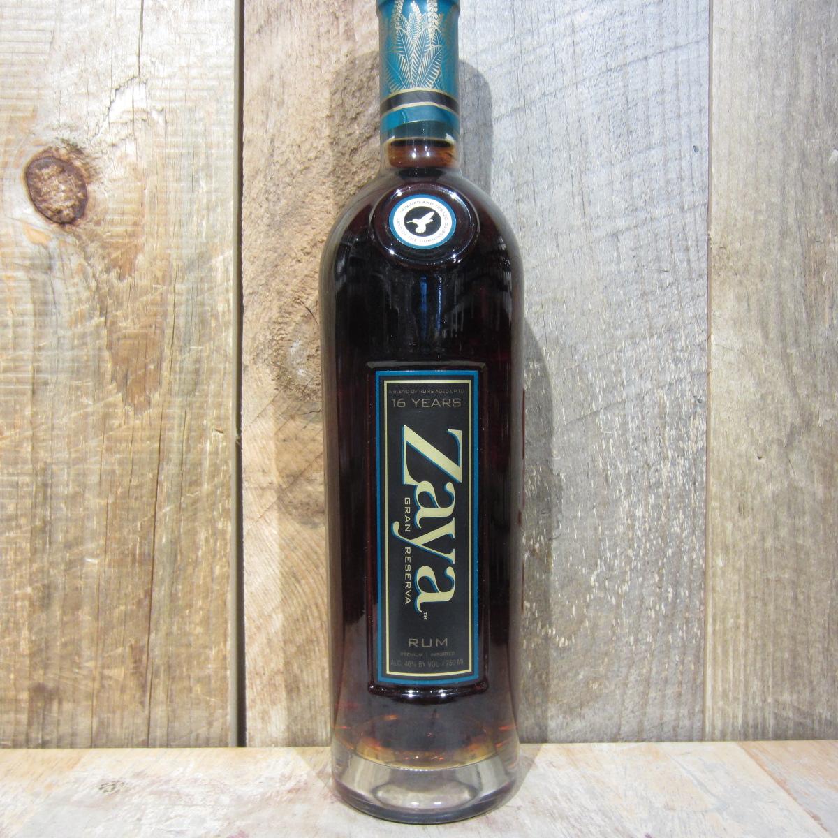Zaya Rum 16 Year Gran Reserve 750ml