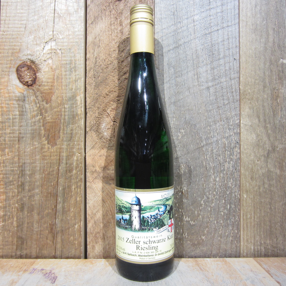 J.H. Selbach Zeller Schwarze Katz Riesling 2018 750ml