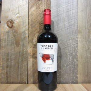 TUSSOCK JUMPER MALBEC 750ML