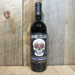 CHRONIC CELLARS PURPLE PARADISE 750ML