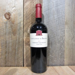 CARTLIDGE AND BROWN (C & B) CABERNET SAUVIGNON 750ML