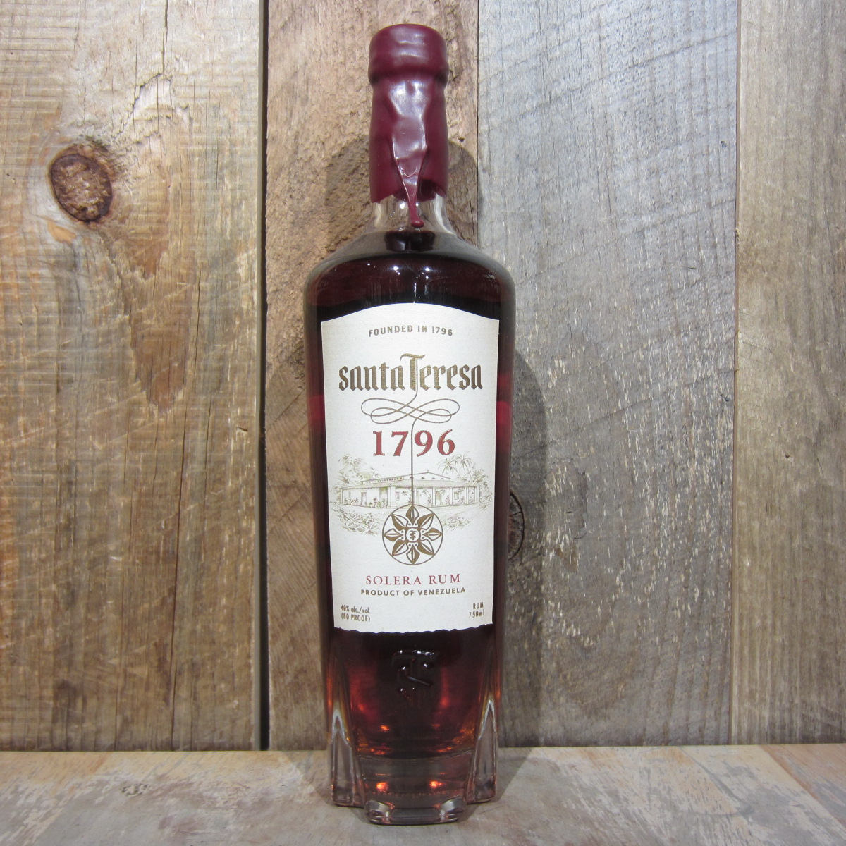 Santa Teresa 1796 Rum 750ml