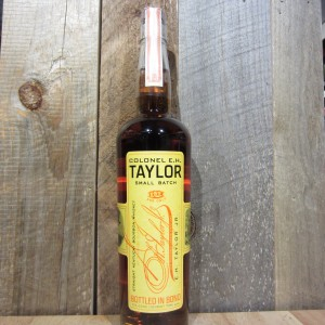 E.H. TAYLOR SMALL BATCH BOURBON 750ML
