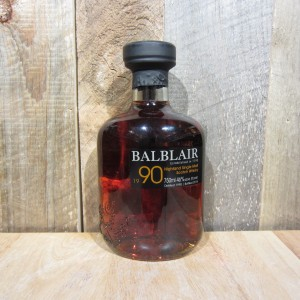 BALBLAIR 1990 SCOTCH 750ML