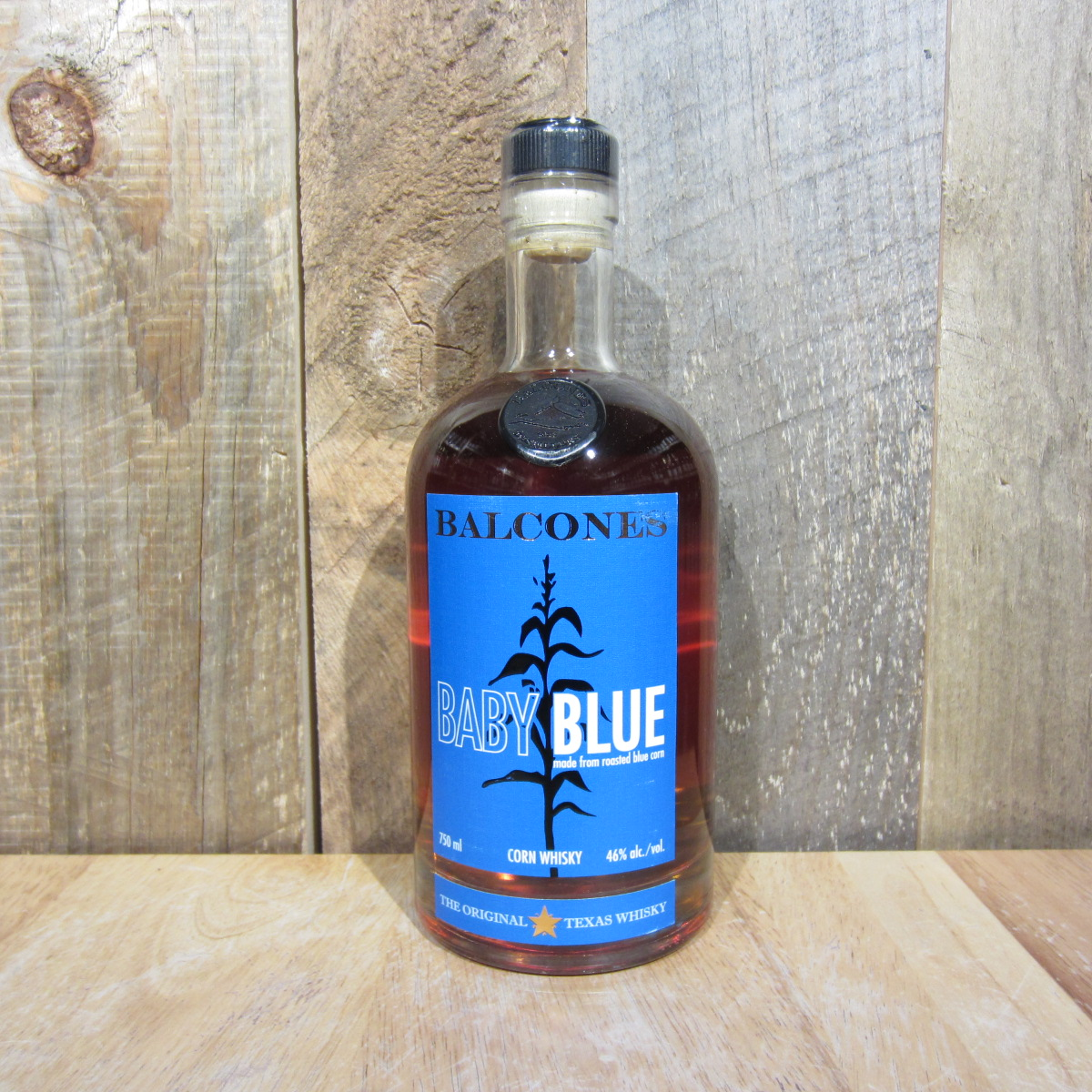Balcones Baby Blue Corn Whisky 750ml