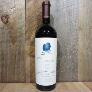 OPUS ONE 2005 750ML