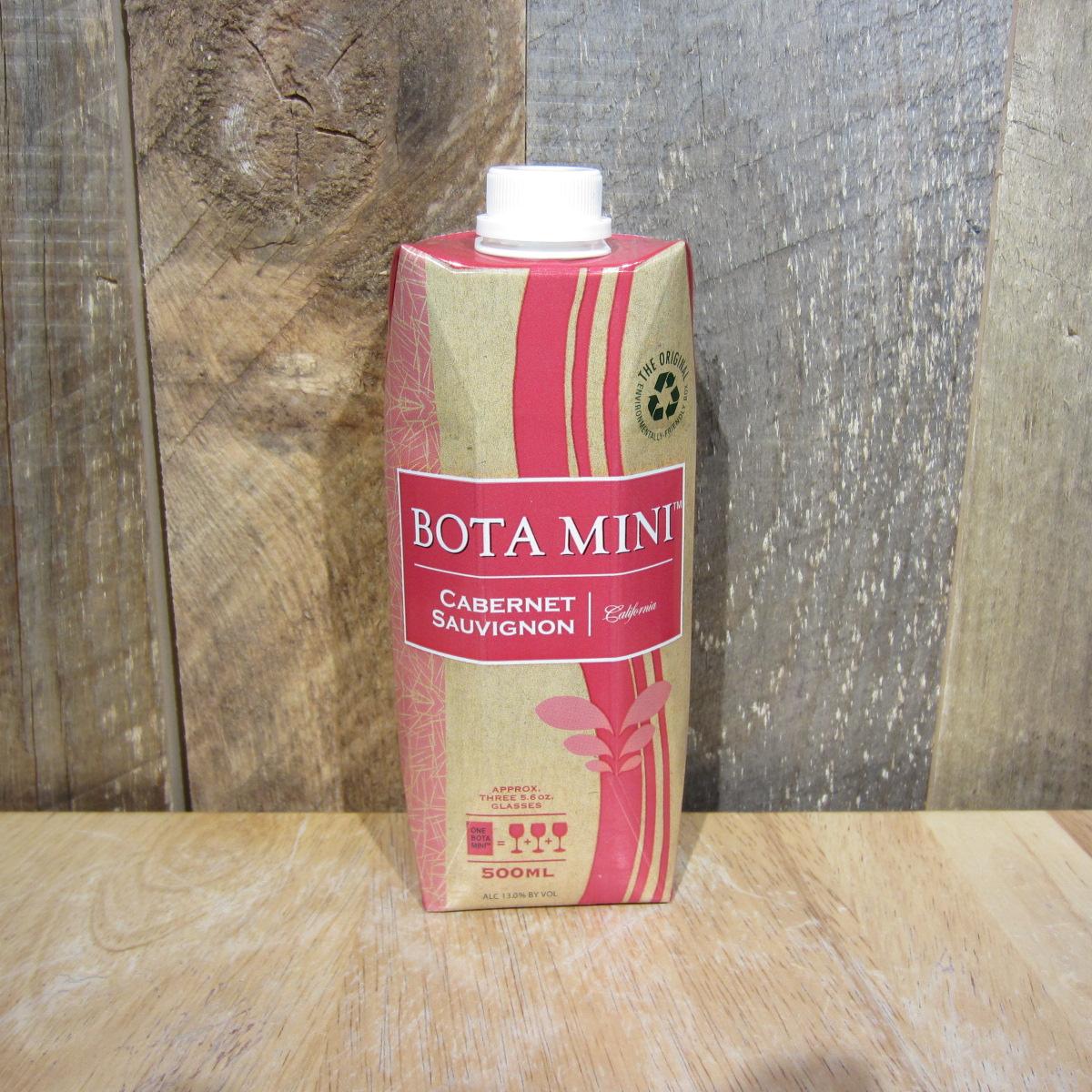 Bota Box Mini Cabernet Sauvignon 500ml