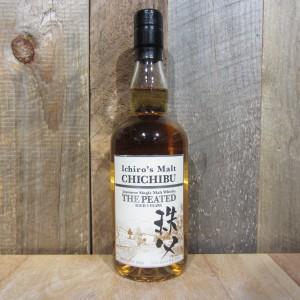 ICHIRO CHICHIBU THE PEATED EIGASHIMA SHUZO 750ML