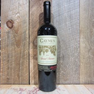 CAYMUS SPECIAL SELECTION CABERNET SAUVIGNON 2014 750ML