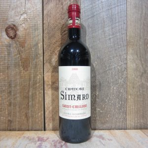 CHATEAU SIMARD SAINT EMILION 2005 750ML