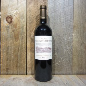 CHATEAU TOUR SAINT CHRISTOPHE ST EMILION 2015 750ML