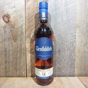 Glenfiddich Bourbon Barrel Reserve 14 Year 750ml