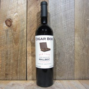 CIGAR BOX MALBEC 2018 750ML