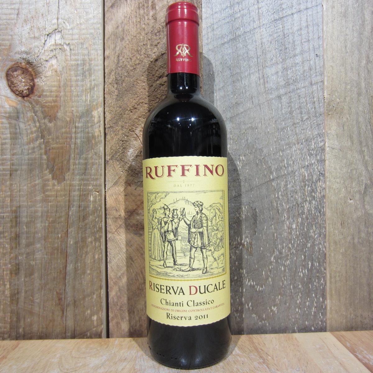 Ruffino Chianti Classico Riserva Ducale Tan 750ml