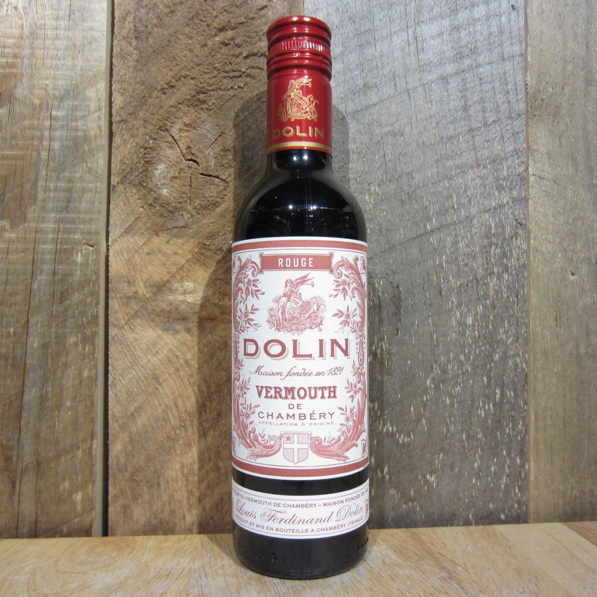 Dolin Rouge Vermouth 375ml (Half Size Btl)