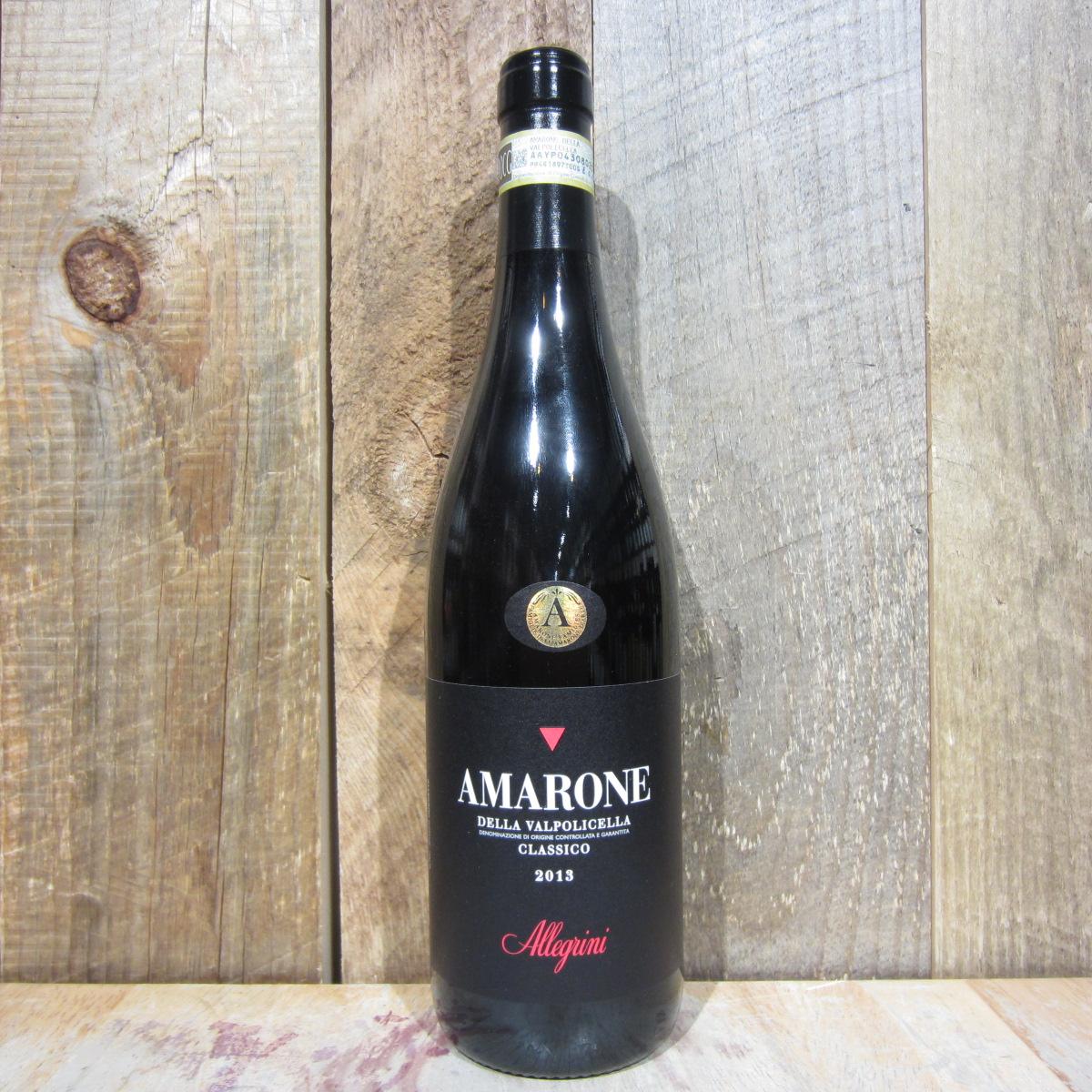 Allegrini Amarone Della Valpolicella Classico 2014 750ml