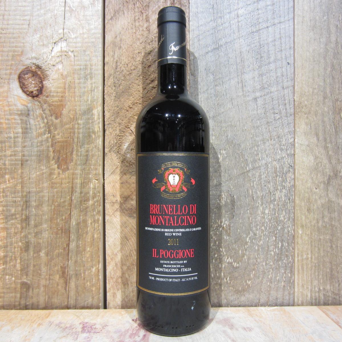 Il Poggione Brunello di  Montalcino 2013 750ml