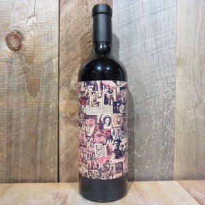 ORIN SWIFT ABSTRACT CALIFORNIA RED 2018 750ML