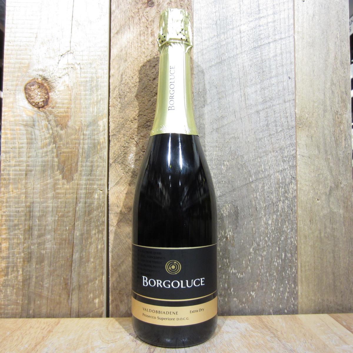 Borgoluce Prosecco Valdobbiadene Extra Dry 750ml