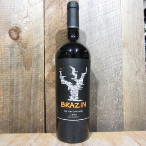 BRAZIN ZINFANDEL OLD VINE 2012 750ML