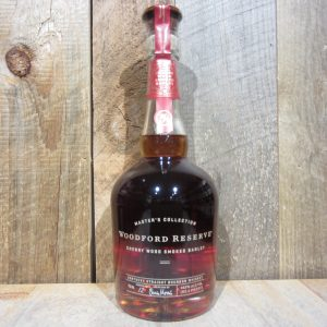 WOODFORD MASTERS COLLECTION CHERRY WOOD SMOKED BARLEY 750ML