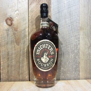 MICHTERS SINGLE BARREL BOURBON 10 YR 750ML