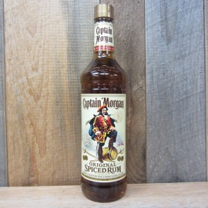 CAPTAIN MORGAN ORIGNAL SPICED RUM 750ML