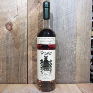 Willett 2yr Straight Rye Whiskey 750ml