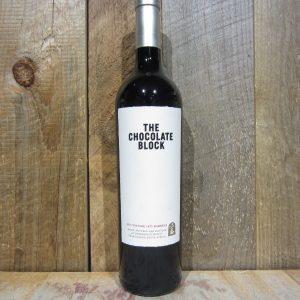 CHOCOLATE BLOCK RED 2015 750ML