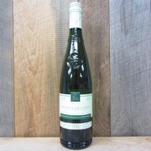HUGUES BEAULIEU PICPOUL DE PINET 750ML