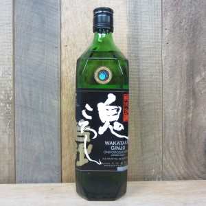 DEMON SLAYER WAKATAKE ONIKOROSHI JUNMAI GINJO 720ML